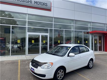 2010 Hyundai Accent GLS (Stk: P198A) in Pembroke - Image 1 of 15