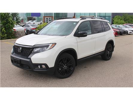 2019 Honda Passport Sport (Stk: H5573) in Waterloo - Image 1 of 2