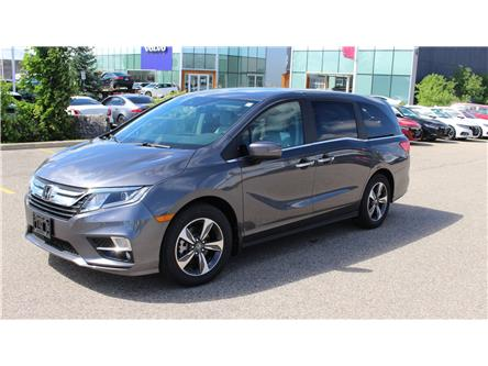 2019 Honda Odyssey EX-L (Stk: H6407) in Waterloo - Image 1 of 2