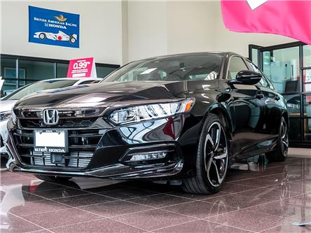 2019 Honda Accord Sport 1.5T (Stk: A8521) in Guelph - Image 1 of 22
