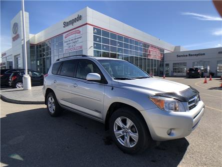 2007 Toyota RAV4 Limited (Stk: 200334A) in Calgary - Image 1 of 12