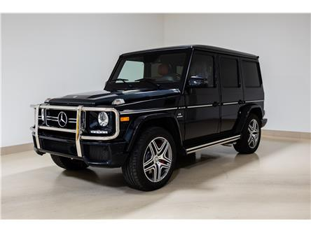 2017 Mercedes-Benz AMG G 63 Base (Stk: UC1544) in Calgary - Image 1 of 18