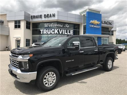 2020 Chevrolet Silverado 2500HD LTZ (Stk: 15085) in Alliston - Image 1 of 14