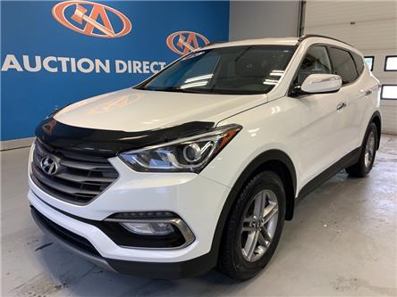 2017 Hyundai Santa Fe Sport 2.4 Premium (Stk: 386274) in Lower Sackville - Image 1 of 12