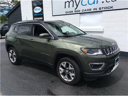 2018 Jeep Compass Limited (Stk: 200390) in Kingston - Image 1 of 20