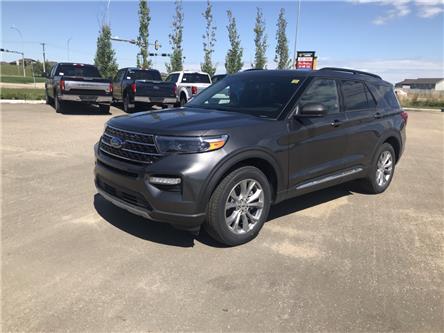 2020 Ford Explorer XLT (Stk: LEX061) in Ft. Saskatchewan - Image 1 of 24