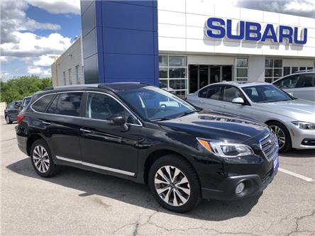 2017 Subaru Outback 3.6R Touring (Stk: P582) in Newmarket - Image 1 of 2