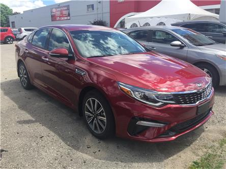 2020 Kia Optima EX (Stk: K20117) in Listowel - Image 1 of 8