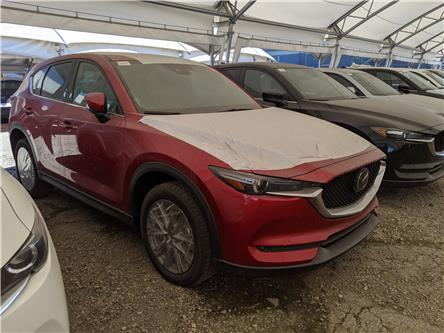 2020 Mazda CX-5 GT (Stk: H1913) in Calgary - Image 1 of 4