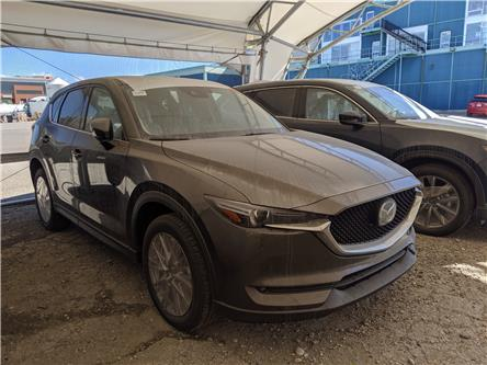 2020 Mazda CX-5 GT (Stk: H1890) in Calgary - Image 1 of 10