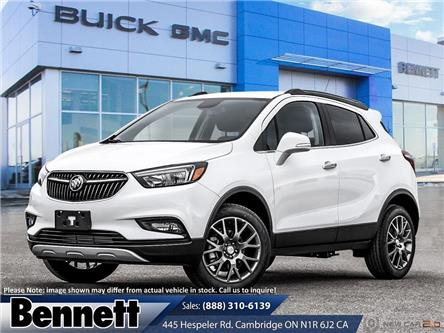2019 Buick Encore Sport Touring (Stk: 191176) in Cambridge - Image 1 of 23