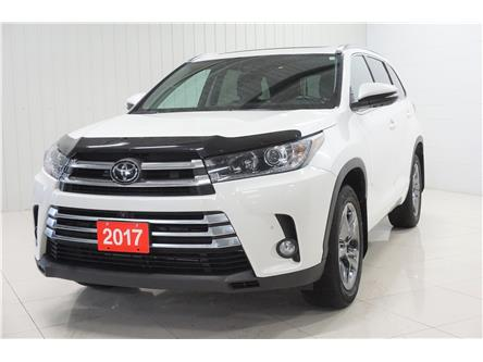 2017 Toyota Highlander Limited (Stk: R20039A) in Sault Ste. Marie - Image 1 of 24