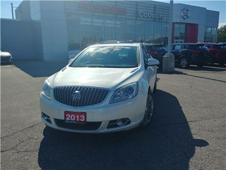 2013 Buick Verano Leather Package (Stk: CLN107549A) in Cobourg - Image 1 of 4
