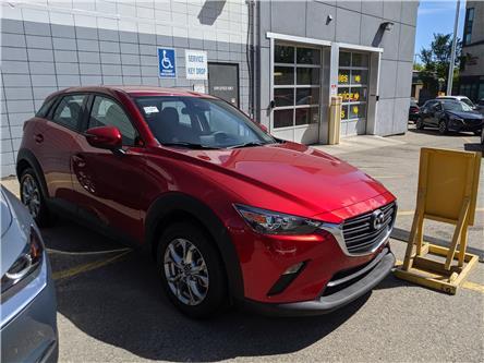 2020 Mazda CX-3 GS (Stk: H1920) in Calgary - Image 1 of 13