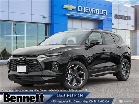 2020 Chevrolet Blazer RS (Stk: 200583) in Cambridge - Image 1 of 14