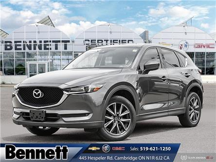 2017 Mazda CX-5 GT (Stk: 200462A) in Cambridge - Image 1 of 28
