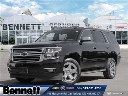 2018 Chevrolet Tahoe Premier (Stk: 200309A) in Cambridge - Image 1 of 27