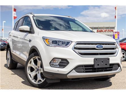 2018 Ford Escape Titanium (Stk: P4615) in Saskatoon - Image 1 of 9
