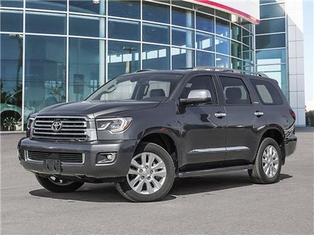 2019 Toyota Sequoia Platinum 5.7L V8 (Stk: 172252) in Brampton - Image 1 of 11