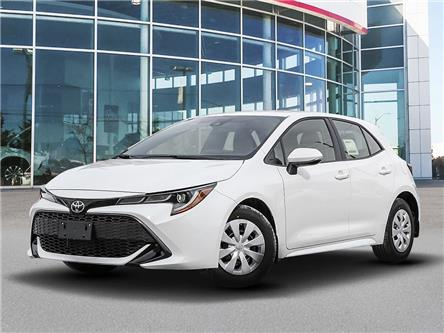 2019 Toyota Corolla Hatchback Base (Stk: 57715) in Brampton - Image 1 of 23