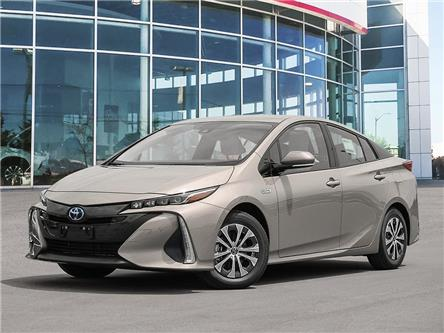 2020 Toyota Prius Prime Base (Stk: 124446) in Brampton - Image 1 of 23