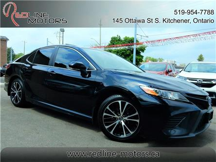 2018 Toyota Camry SE (Stk: 4T1B11) in Kitchener - Image 1 of 27