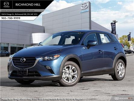 2020 Mazda CX-3 GS (Stk: 20-187) in Richmond Hill - Image 1 of 23