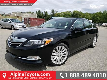 2014 Acura RLX Base (Stk: 5804518A) in Cranbrook - Image 1 of 27