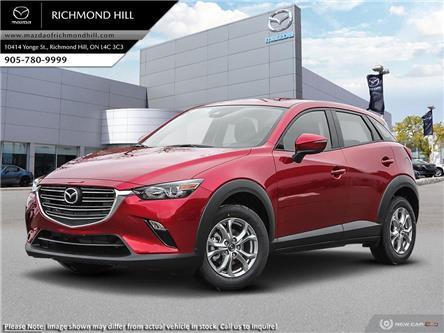 2020 Mazda CX-3 GS (Stk: 20-254) in Richmond Hill - Image 1 of 23