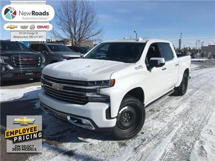2020 Chevrolet Silverado 1500 High Country (Stk: Z202715) in Newmarket - Image 1 of 22