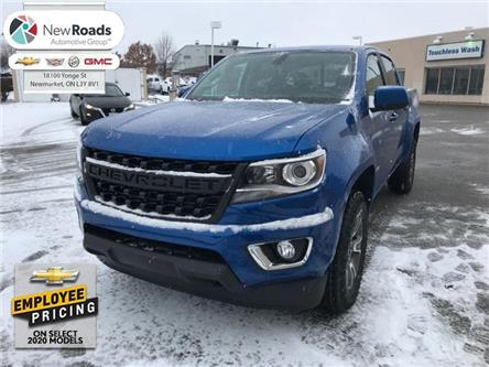 2020 Chevrolet Colorado Z71 (Stk: 1196989) in Newmarket - Image 1 of 24