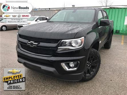 2020 Chevrolet Colorado Z71 (Stk: 1198988) in Newmarket - Image 1 of 23