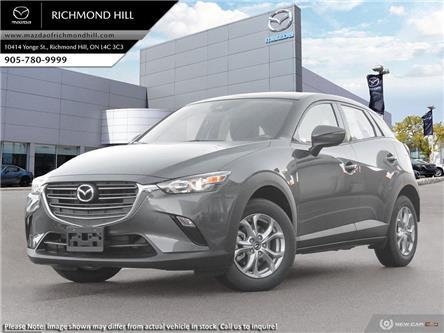2020 Mazda CX-3 GS (Stk: 20-329) in Richmond Hill - Image 1 of 23