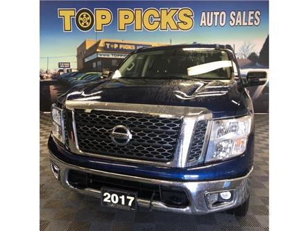 2017 Nissan Titan SV (Stk: 528398) in NORTH BAY - Image 1 of 27