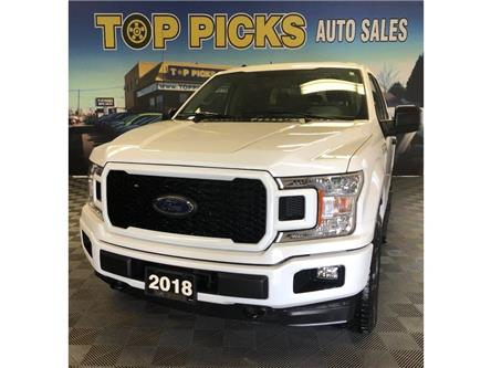 2018 Ford F-150 XL (Stk: D34291) in NORTH BAY - Image 1 of 28