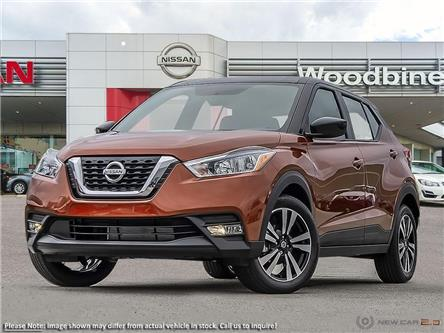 2020 Nissan Kicks SV (Stk: KC20-005) in Etobicoke - Image 1 of 23