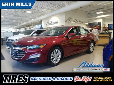 2019 Chevrolet Malibu LT (Stk: KF220254) in Mississauga - Image 1 of 17