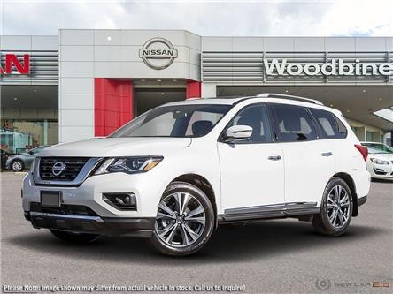 2020 Nissan Pathfinder Platinum (Stk: PA20-023) in Etobicoke - Image 1 of 23