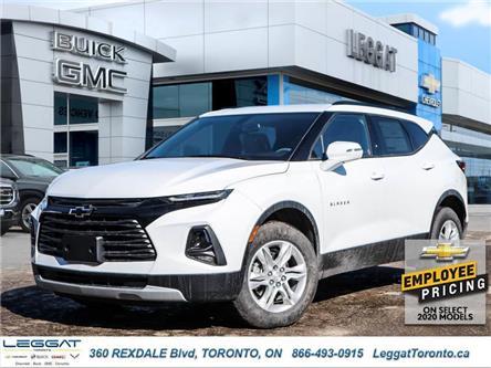 2020 Chevrolet Blazer LT (Stk: 635246) in Etobicoke - Image 1 of 24