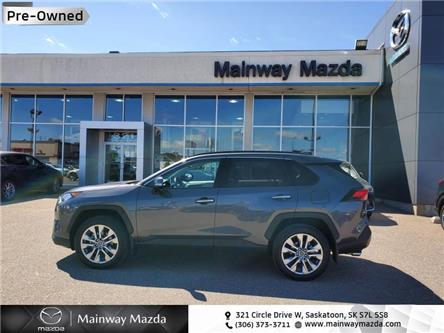 2019 Toyota RAV4 AWD Limited (Stk: M20130A) in Saskatoon - Image 1 of 27
