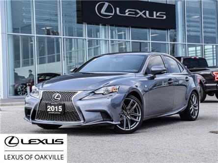 2015 Lexus IS 250 Base (Stk: UC7852A) in Oakville - Image 1 of 27