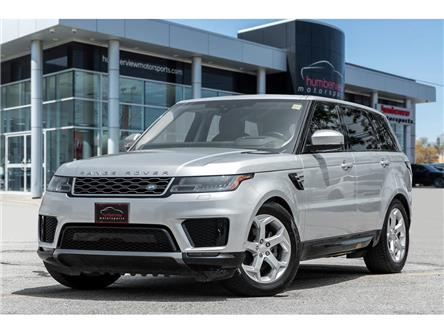 2019 Land Rover Range Rover Sport HSE (Stk: 20HMS440) in Mississauga - Image 1 of 22