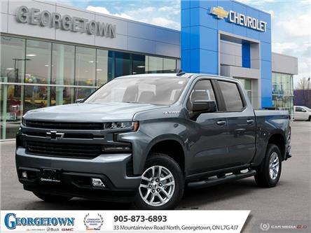 2020 Chevrolet Silverado 1500 RST (Stk: 31798) in Georgetown - Image 1 of 27