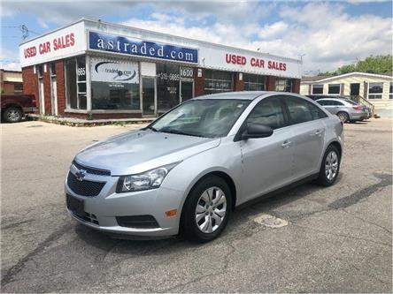 2013 Chevrolet Cruze LT Turbo (Stk: 19-7617C) in Hamilton - Image 1 of 21
