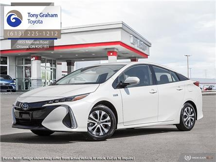 2020 Toyota Prius Prime Upgrade (Stk: 59527) in Ottawa - Image 1 of 10