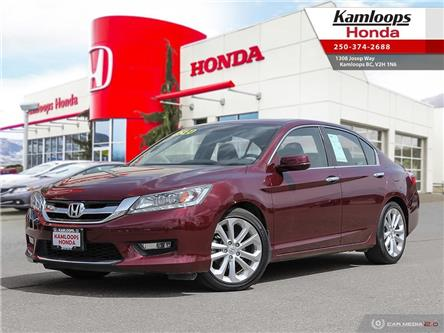 2014 Honda Accord Touring (Stk: 14780A) in Kamloops - Image 1 of 25
