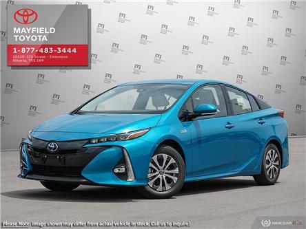 2020 Toyota Prius Prime Upgrade (Stk: M001546) in Edmonton - Image 1 of 23