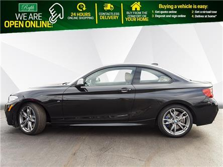 2019 BMW M240i xDrive (Stk: B7786) in Windsor - Image 1 of 21