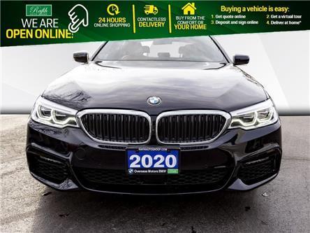 2020 BMW 540i xDrive (Stk: B8145) in Windsor - Image 1 of 23