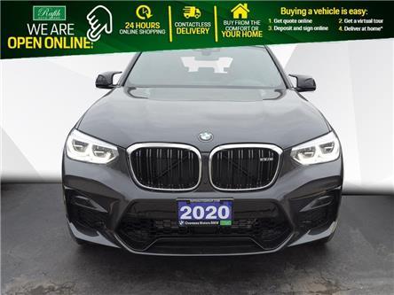 2020 BMW X3 M  (Stk: B8184) in Windsor - Image 1 of 21